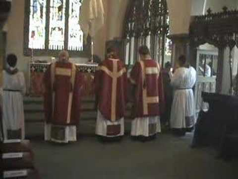 York Use - Solemn Te Deum before the Blessed Sacrament