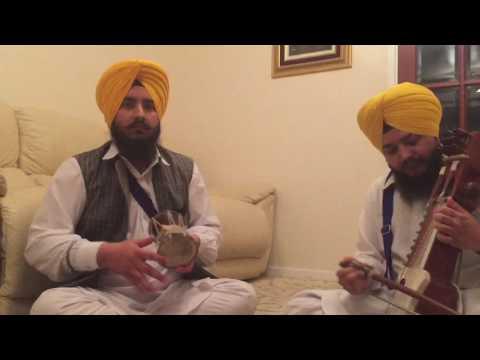 PUNJABI FOLK | SARANGI | by Sarangi Master Jatinder Singh Shergill UK | **JAD DHAD SARANGI GOONJE**