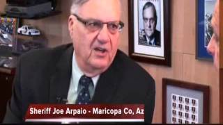Sheriff Arpaio: Obama Forged Birth Certificate; Anybody Else Would Go To Jail