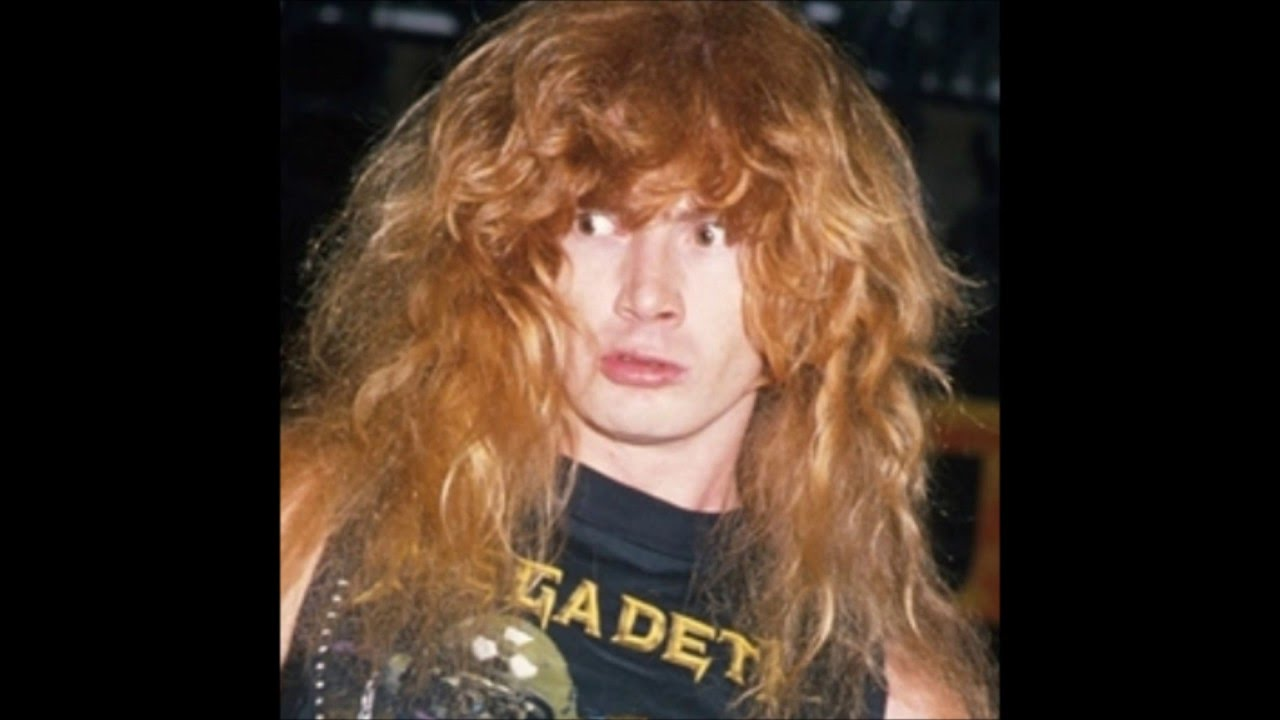dave mustaine peace sells solos youtube