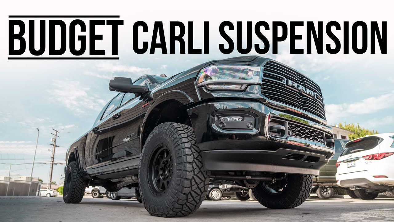 Budget Carli Suspension! | Is The Cheapest Carli Level Kit Worth It?
