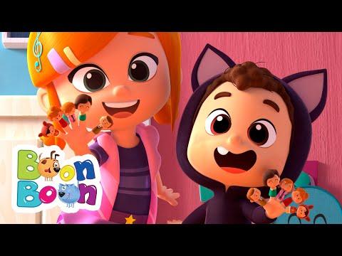 Lea si Pop – Cantecul degetelelor – Cantece educative pentru copii