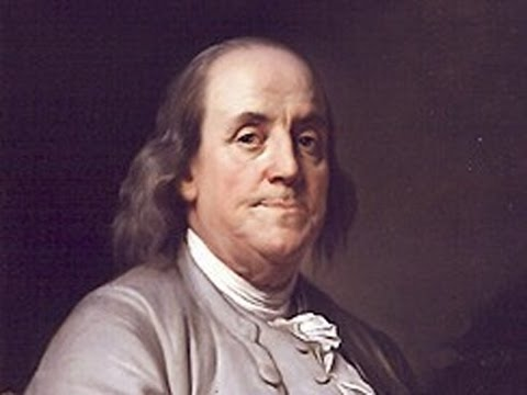 Benjamin Franklin ★ The Founding Fathers of the United States 1 ★ Documentary