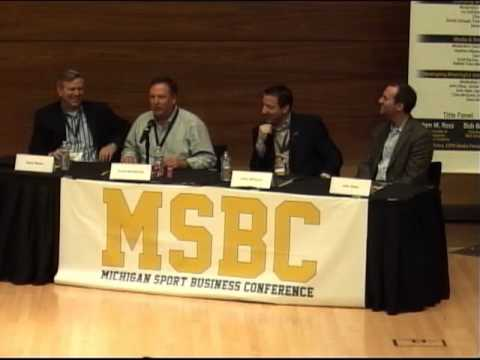 MSBC 2012 - Panel Three: Developing Meaningful Advertising and Sponsorship for Sport Brands