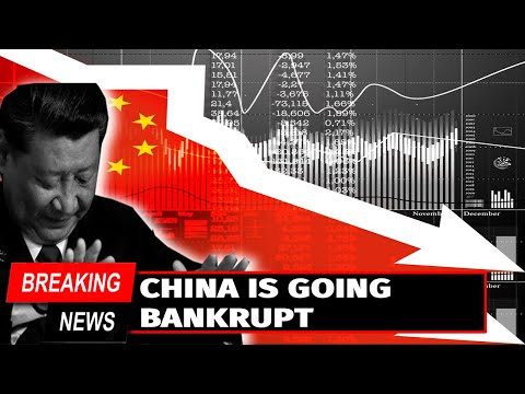 CHINA IS GOING BANKRUPT! China's economy stumbles on power crunch, property woes.