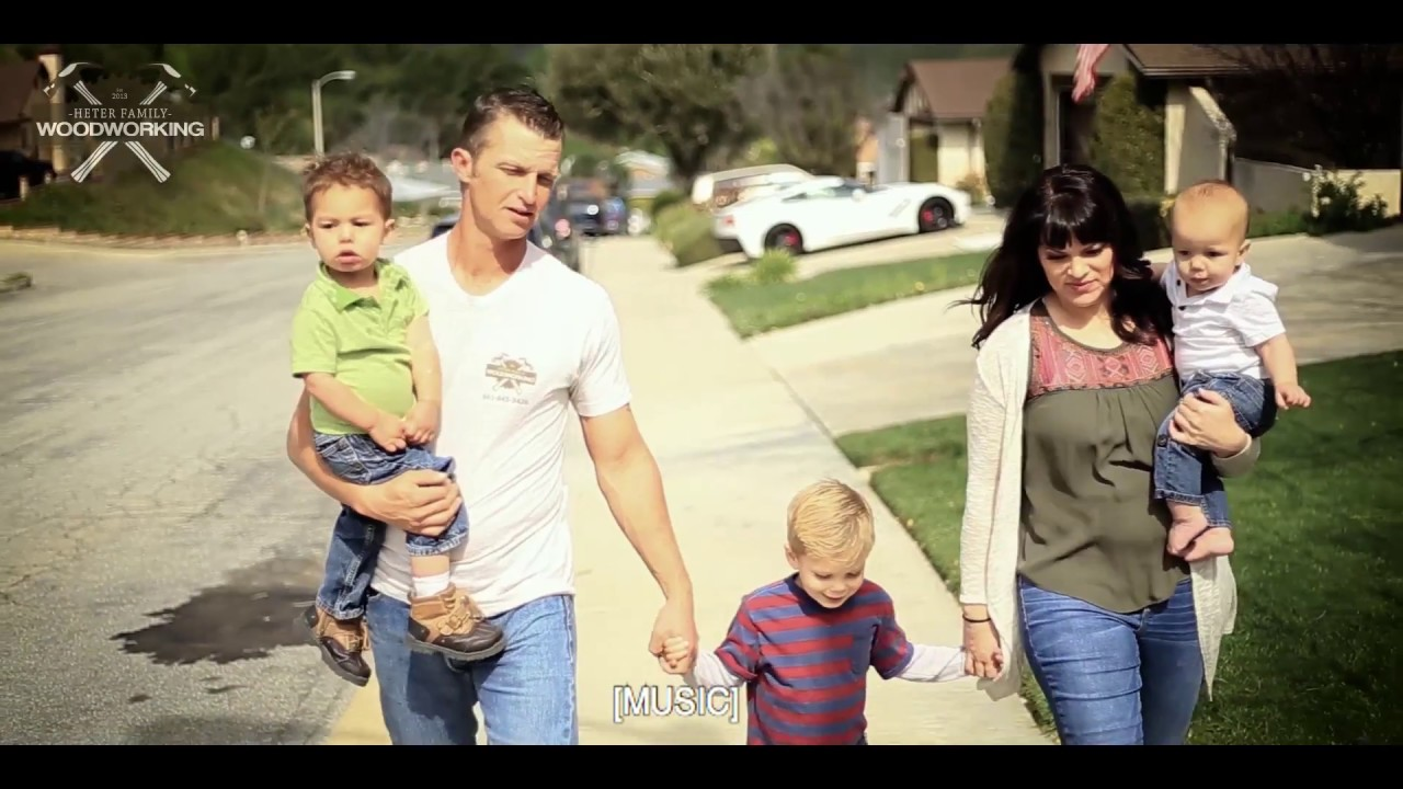Download Heter Family Woodworking Single Mom Ministry