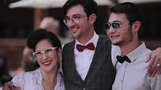 עדי ואיתמר | החתונה | NS Production | DJ PHILL KOSINOV