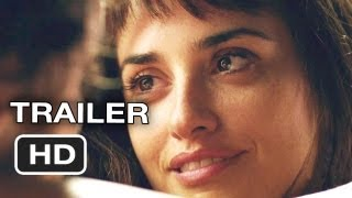 Twice Born Official Trailer #1 (2012) - Penelope Cruz, Emile Hirsch Movie HD