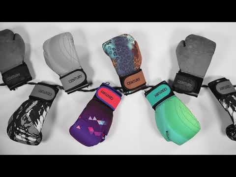 Century Martial Arts 2018 Holiday Collection: Brave Gloves