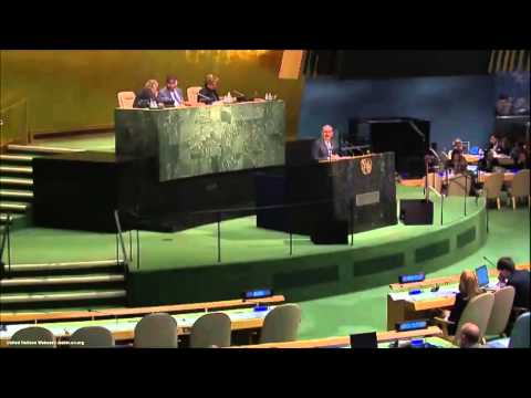 UN Speeches: President of the Dominican Republic Danilo Medina