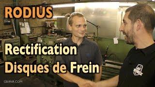 Rodius 🚙 Vibrations Freins Arrière 💿 Résolution ?? 3/3
