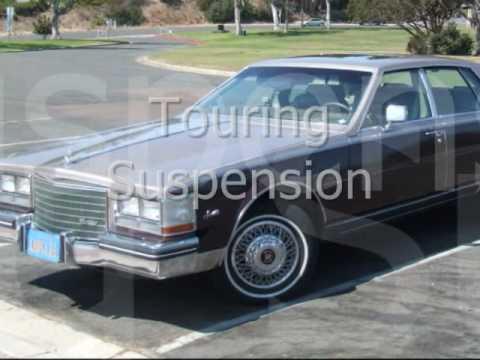 1985 Cadillac Seville Elegante Youtube