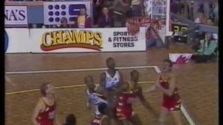 Perth Wildcats footage from 1987 Thumbnail