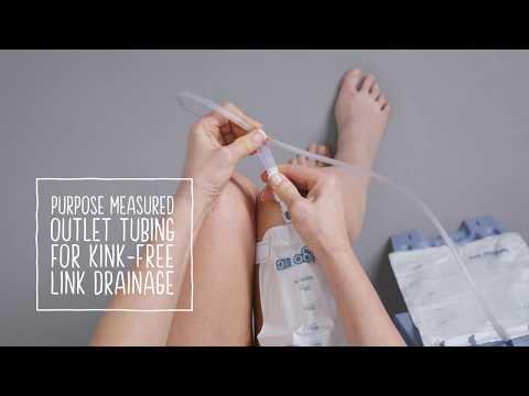 UGO 2L DRAINAGE BAGS-Catheter Night Bag Catheter Care-Optimum Medical