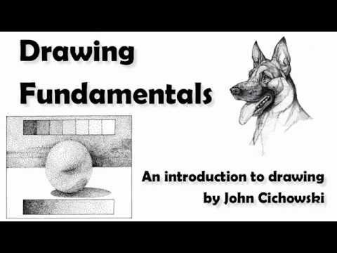 Online Drawing Course 001 - John Cichowski