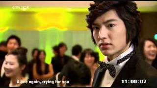 Boys Over Flower OST - Because I'm Stupid [English Subbed]