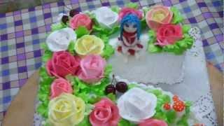 торт для дитини на 5 років