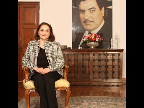 Interview With Fatana Najib Wife Of Dr Najibullah
