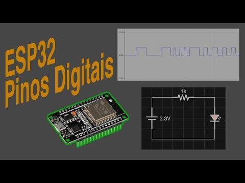 PINOS DIGITAIS - DigitalRead E DigitalWrite