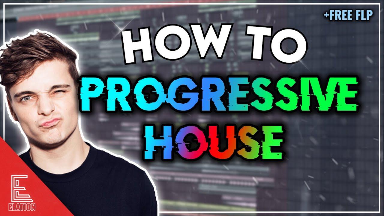 HOW TO PROGRESSIVE HOUSE   FREE FLP (Martin Garrix, Manse, Nicky Romero Style)