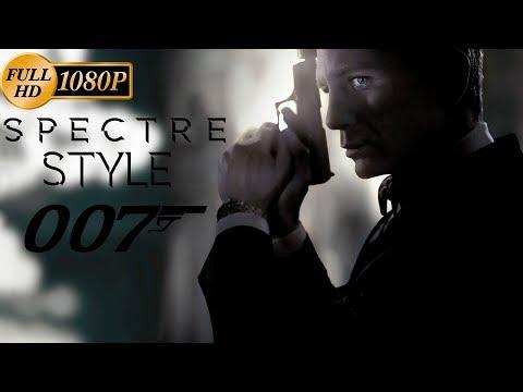 007: Казино Рояль - Трейлер HD (007: Spectre Style) 2019