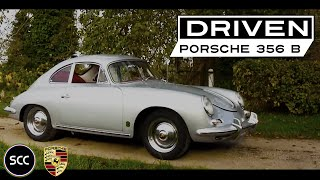 Porsche 356 B | 356B Coupé 1960 - Test drive in top gear - Engine sound | SCC TV
