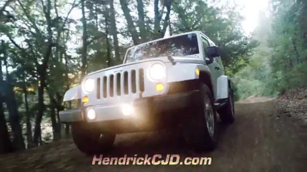 rick hendrick chrysler dodge jeep ram 2 locations youtube. Black Bedroom Furniture Sets. Home Design Ideas