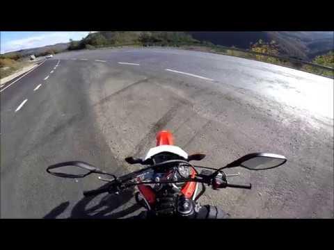 Uludağ Yolculuk Bölüm  Honda Crf  L Tuzaklı dan Doğancı Barajına