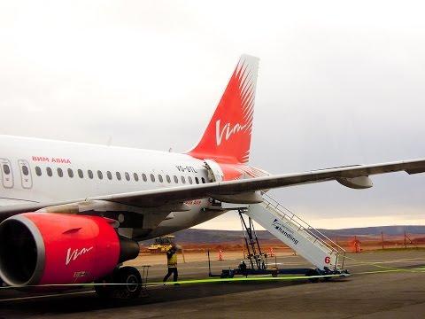 VIM Airlines Airbus 319 VP-BTL | Chisinau (Moldova)✈ Moscow, Domodedovo NN452