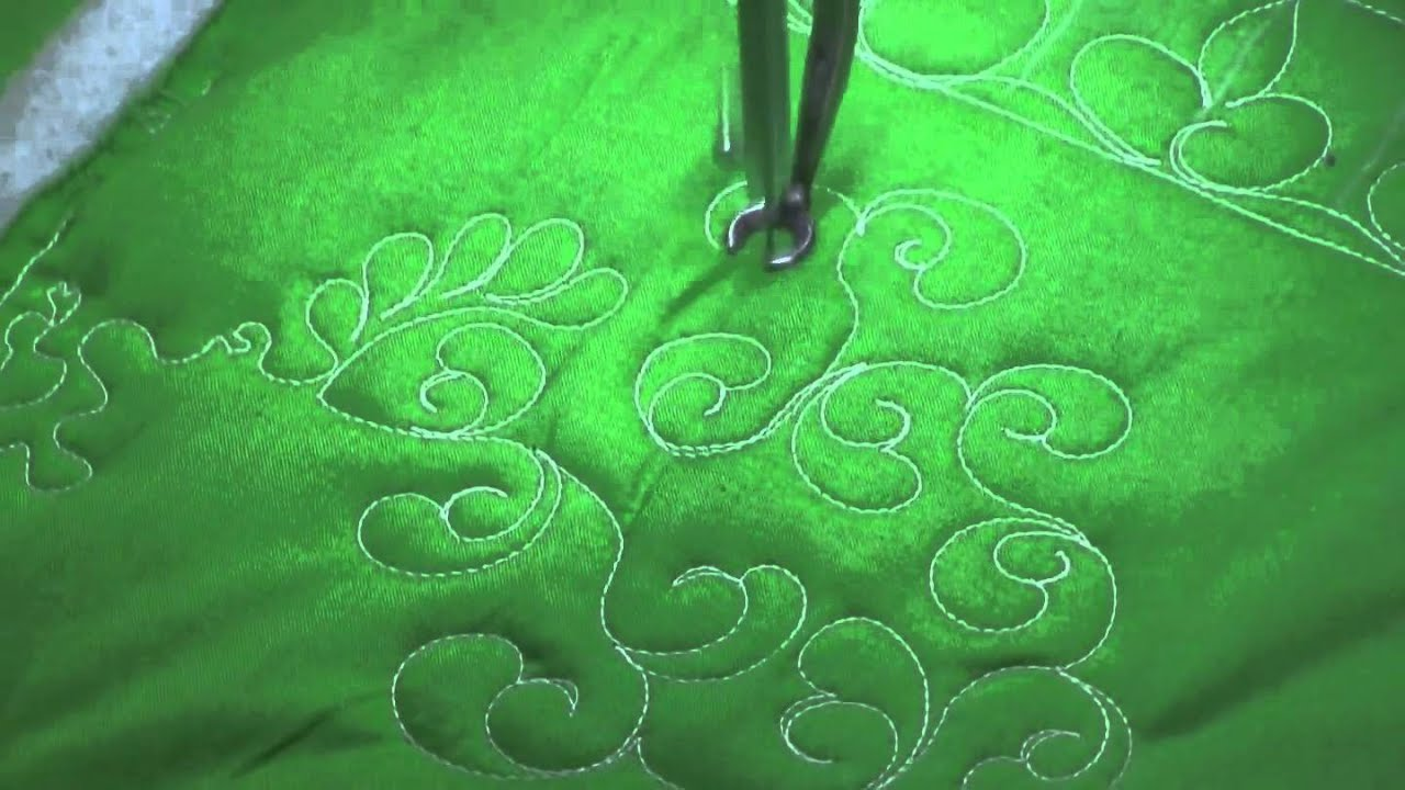 Longarm Quilting Video Tutorials By Angela Huffman Of