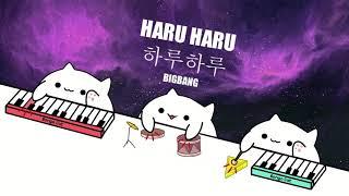 Bongo Cat - HARU HARU (하루하루) - BIGBANG (K-POP)
