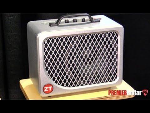 Summer NAMM 2019: ZT Amps Lunchbox Reverb & Jazz Club Demos
