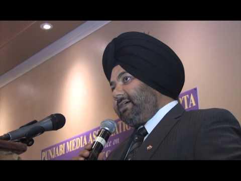Punjabi Media Conference Edmonton