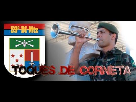 Toques de Corneta do Exército #59º BI Mtz