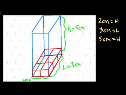 Isometric Dot Paper And Rectangular Prisms - Youtube