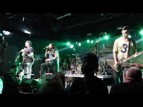 Sevendust - Black (20th Anniversary Concert) Atlanta LIVE [HD] 3/17/17
