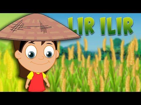 Lir Ilir   Lagu Daerah Jawa Tengah   Budaya Indonesia   Lagu Anak TV