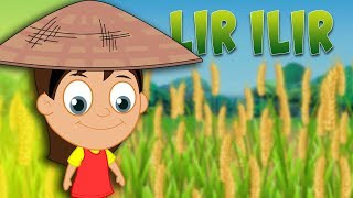 Lir Ilir | Lagu Daerah Jawa Tengah | Budaya Indonesia | Lagu Anak TV