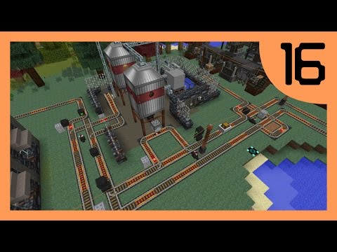 Thorgal's Modded Minecraft #16 - Signaling and Logistics