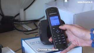 Tutorial 24: Grandstream IP cordless DP715/DP710 configuration
