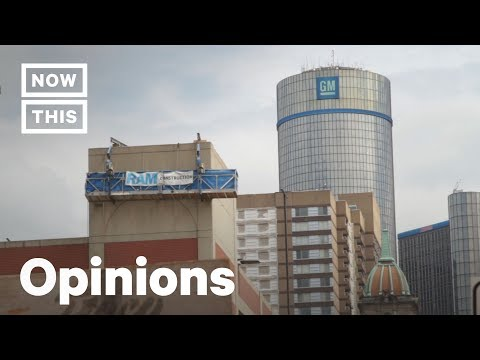 Senator Sherrod Brown Responds to GM Job Cuts | Op-Ed | NowThis