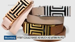 Fitbit Plans to Raise $478M in an IPO This Year