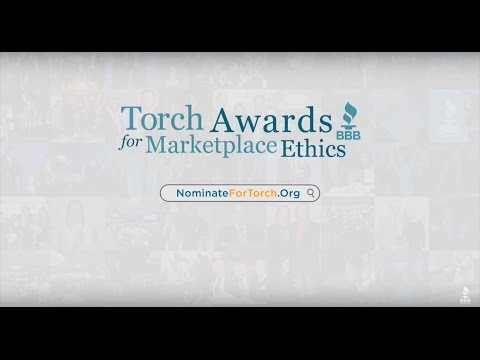 Nominate A Business For the Torch Award Today!