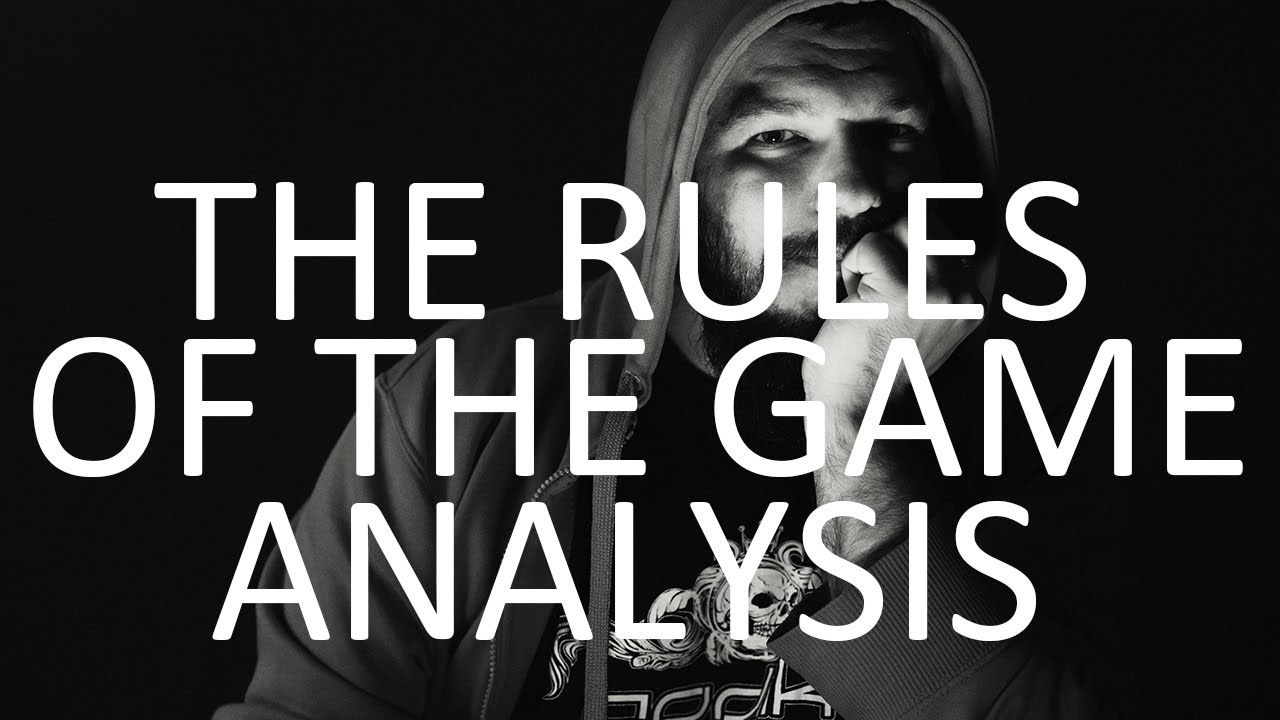 rules of the game analysis