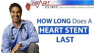 How Long Does a Heart Stent Last? Cardiac stents can last a long time.