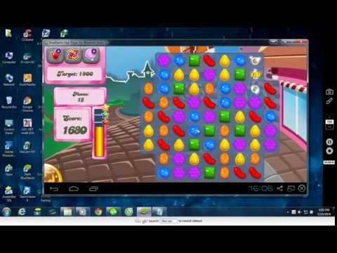 cách hack candy crush saga trên máy tính - Hướng dẫn cài đặt và hack Candy Crush Saga trên PC ( It works 100%)