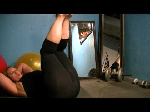Ursula does Pilates 20 mins