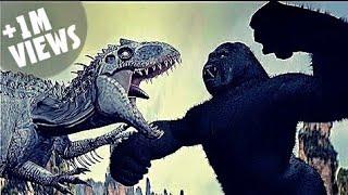 King Kong Vs Indominus Rex Part 1