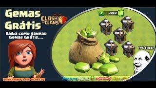 Ganhe Gemas no Clash of clans de graça ou jogos da steam (sem hack de graça)