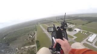 Видео урок полёта на Автожире.